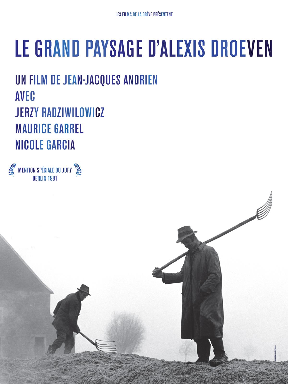 Le Grand Paysage d'Alexis Droeven | Andrien, Jean-Jacques (Réalisateur)