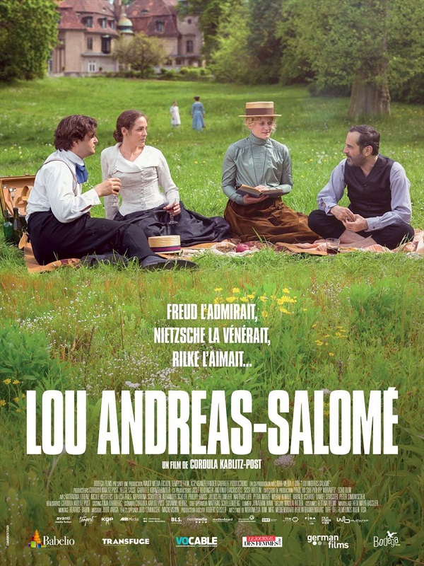 Lou Andreas-Salomé | Kablitz-Post, Cordula (Réalisateur)