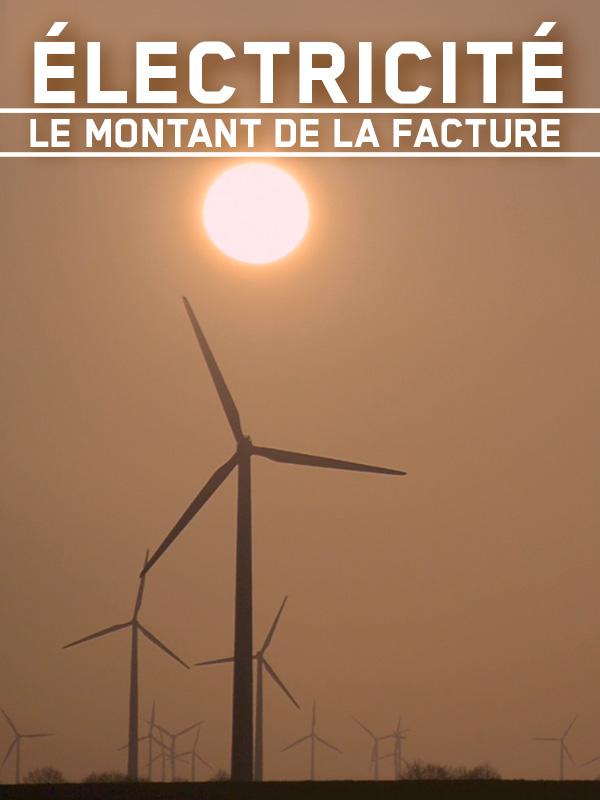 Électricité, le montant de la facture | Allégra Et Patrick Dedole, Cécile (Réalisateur)