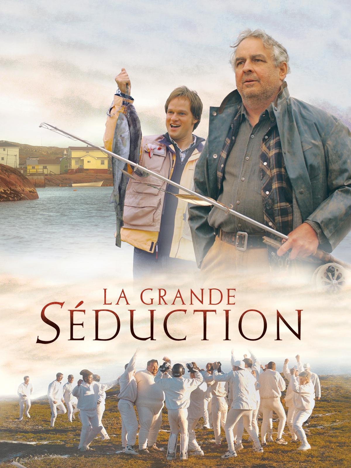 La Grande Séduction | Pouliot, Jean-François (Réalisateur)