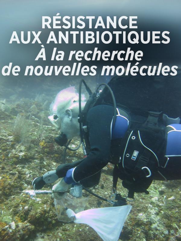 Résistance aux antibiotiques - A la recherche de nouvelles molécules | Mohun, Bruce (Réalisateur)