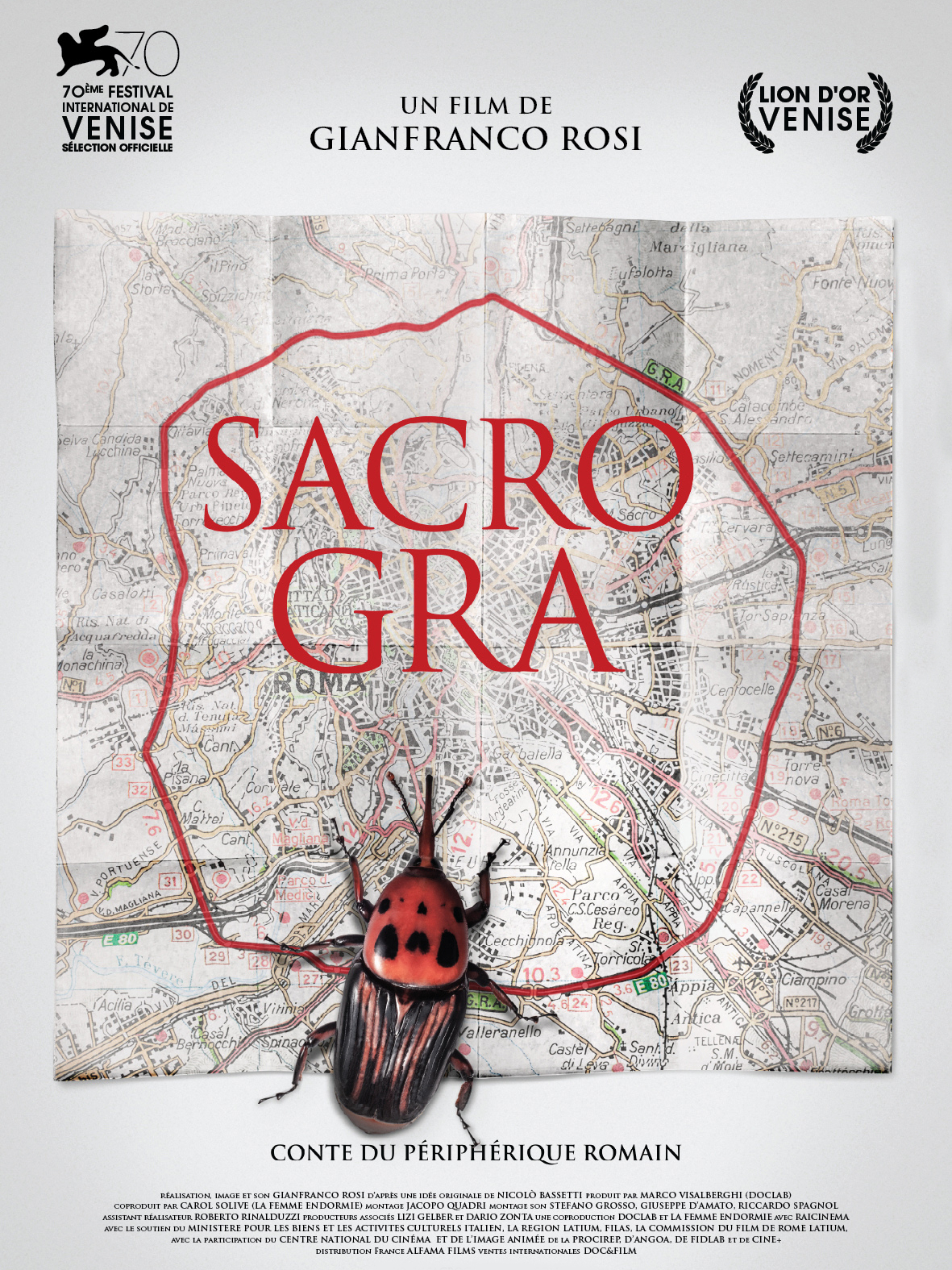 Sacro GRA | Rosi, Gianfranco (Réalisateur)
