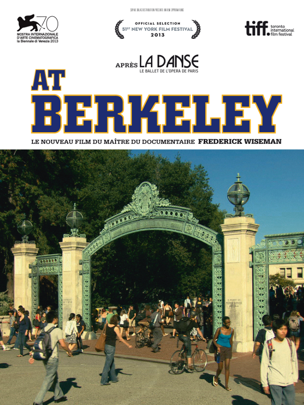 At Berkeley | Wiseman, Frederick (Réalisateur)