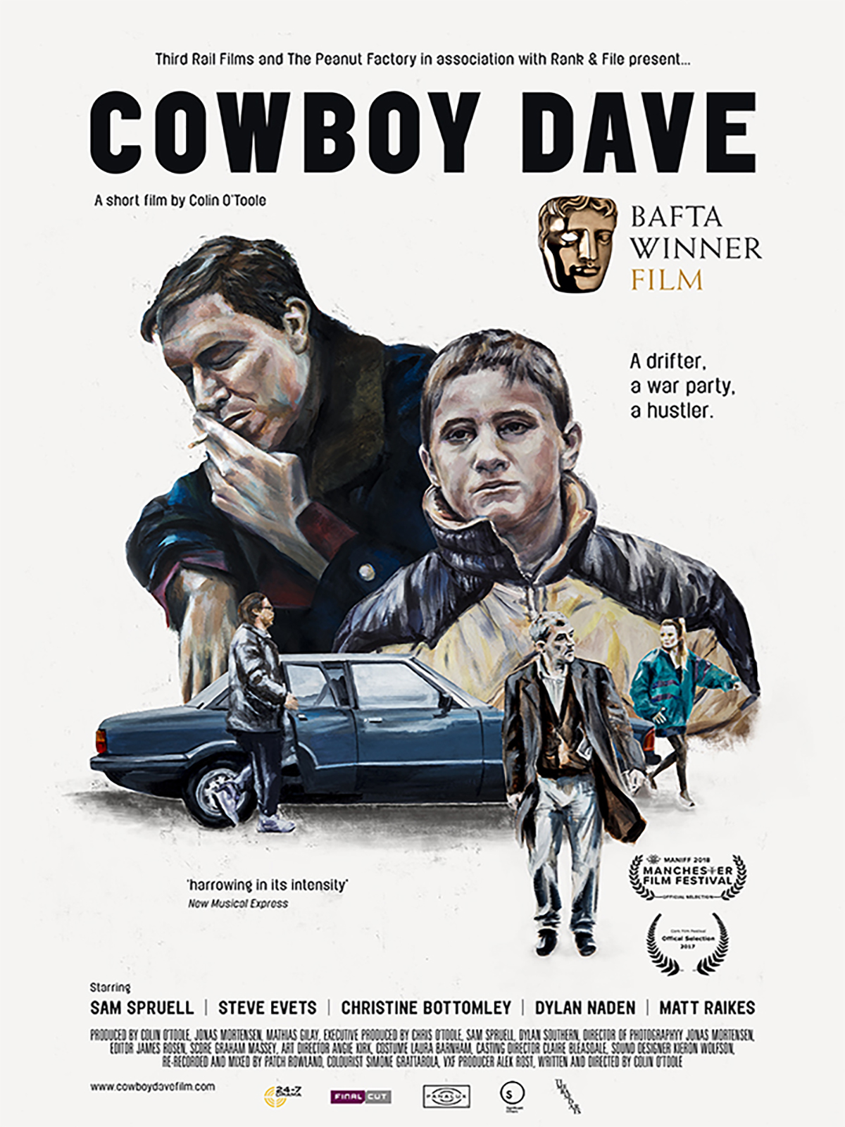 Cowboy Dave   O'Toole, Colin (Réalisateur)