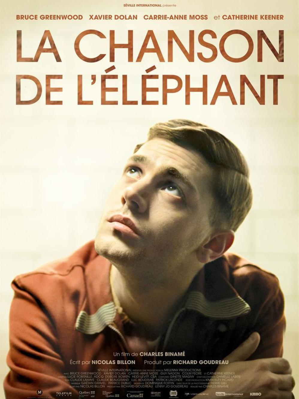 La Chanson de l'éléphant | Binamé, Charles (Réalisateur)