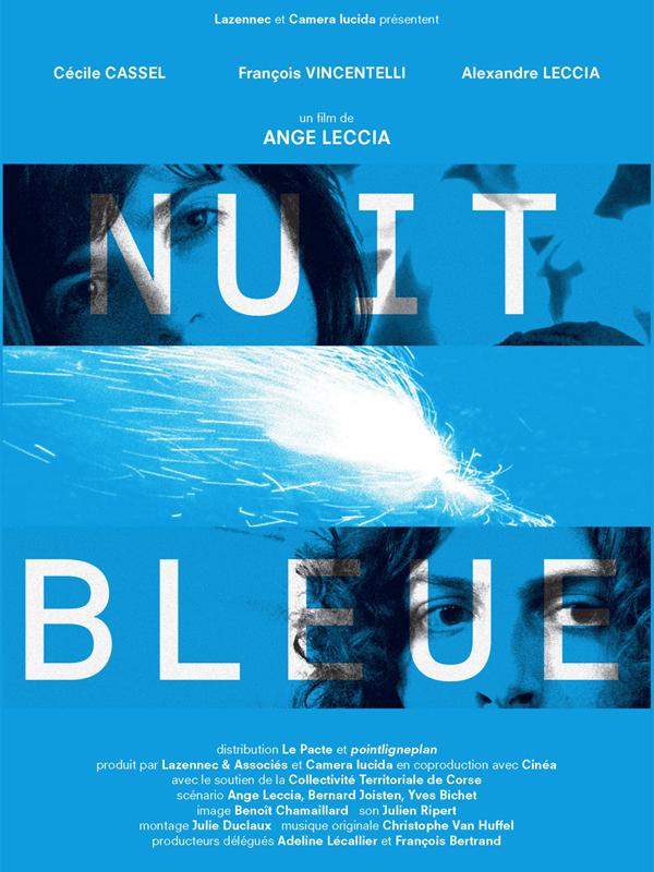 Nuit bleue | Leccia, Ange (Réalisateur)