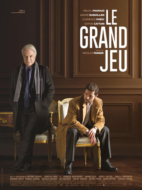 Le Grand Jeu | Pariser, Nicolas (Réalisateur)