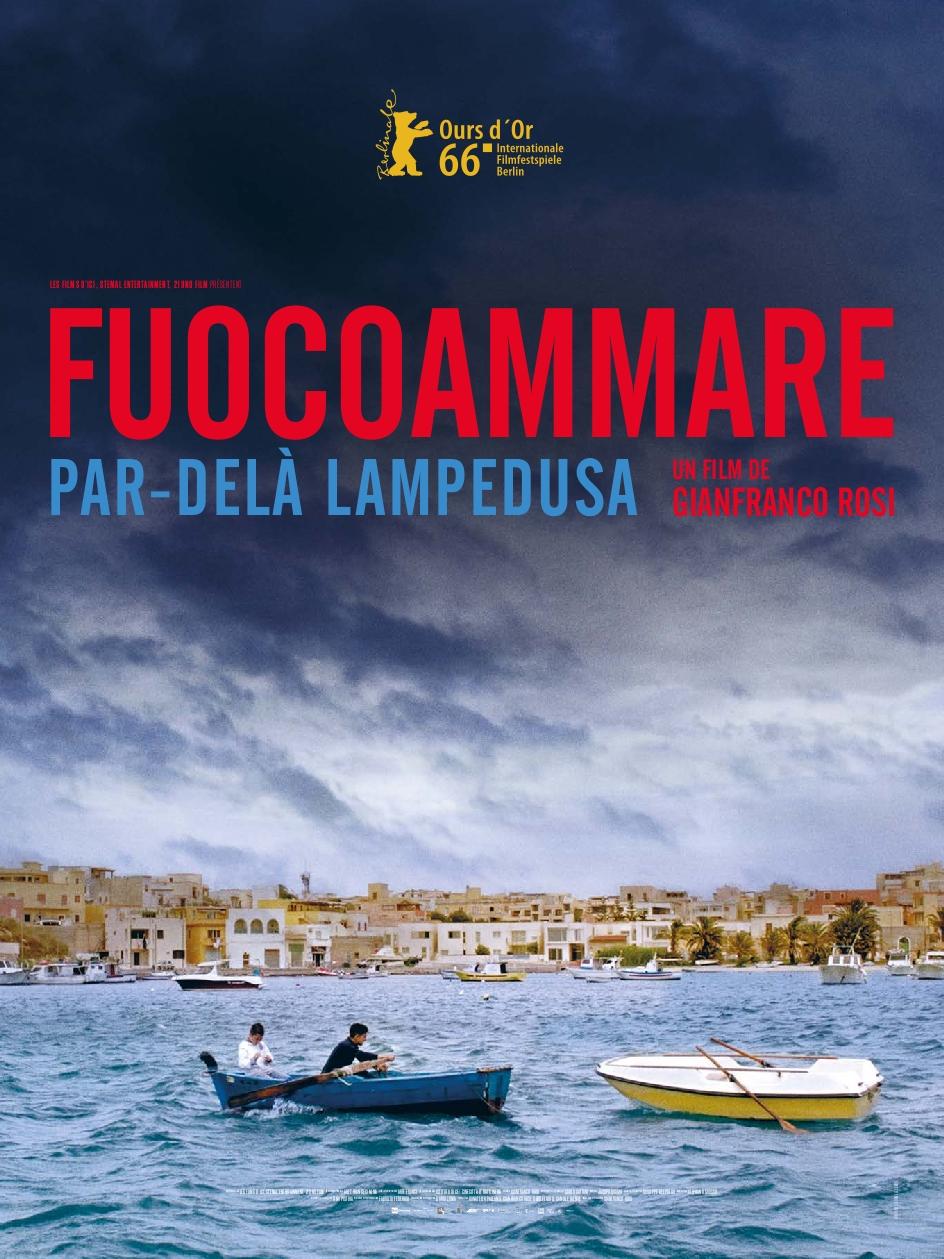 Fuocoammare | Rosi, Gianfranco (Réalisateur)