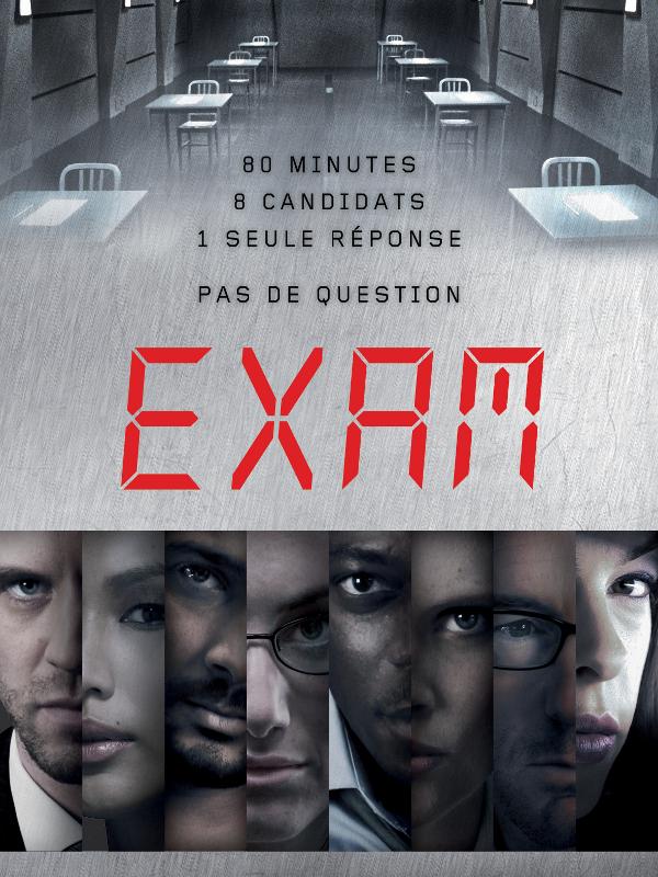 Exam | Hazeldine, Stuart (Réalisateur)