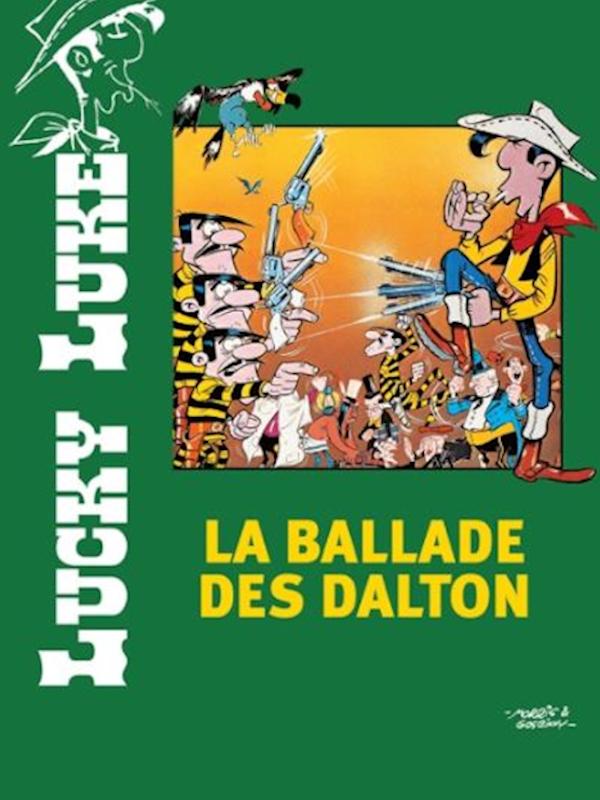 """Afficher """"Lucky Luke : la ballade des Dalton"""""""