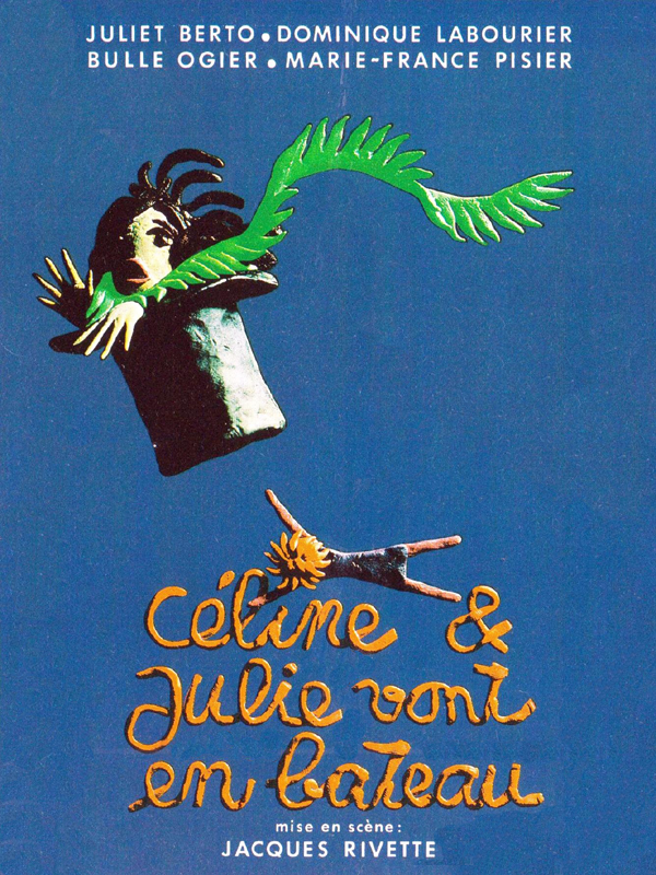 Céline et Julie vont en bateau | Rivette, Jacques (Réalisateur)