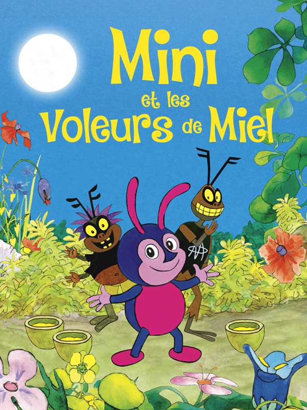 Mini et les voleurs de miel | Hastrup, Jannik (Réalisateur)