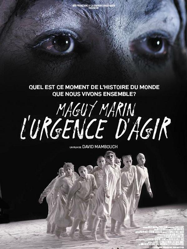 Maguy Marin : l'urgence d'agir | Mambouch, David (Réalisateur)