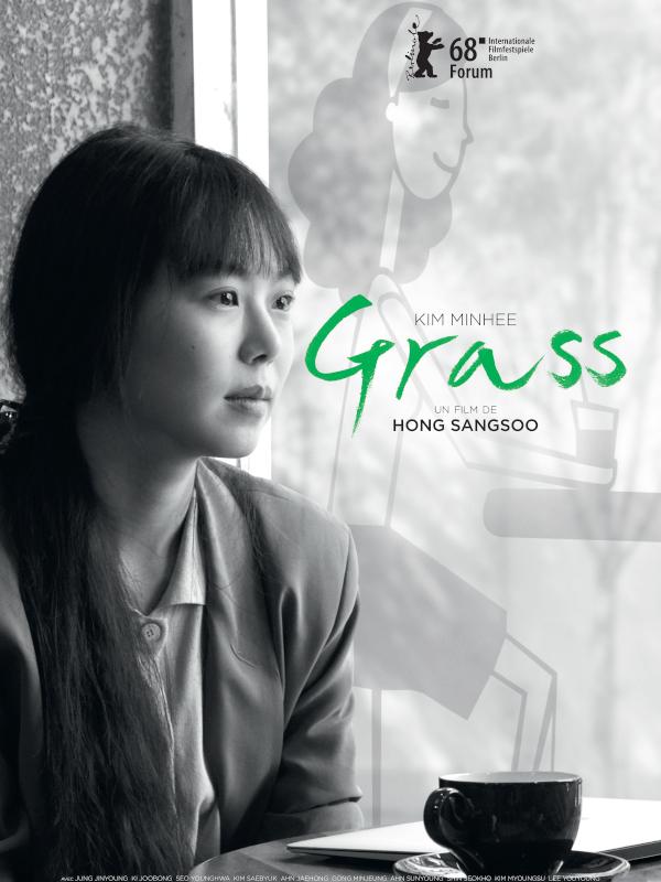 Grass | HONG, Sangsoo (Réalisateur)