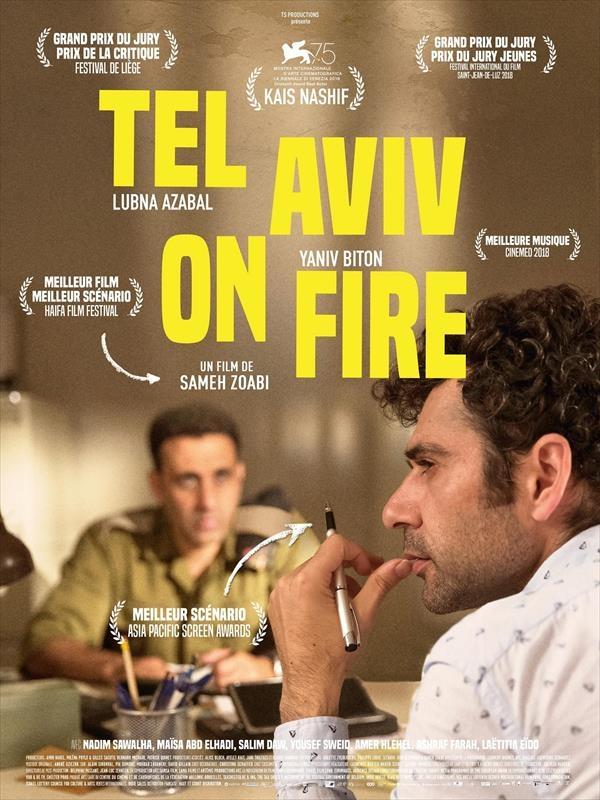 Tel Aviv on Fire | Zoabi, Sameh (Réalisateur)