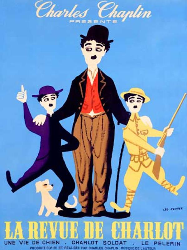 La Revue de Charlot | Chaplin, Charlie (Réalisateur)