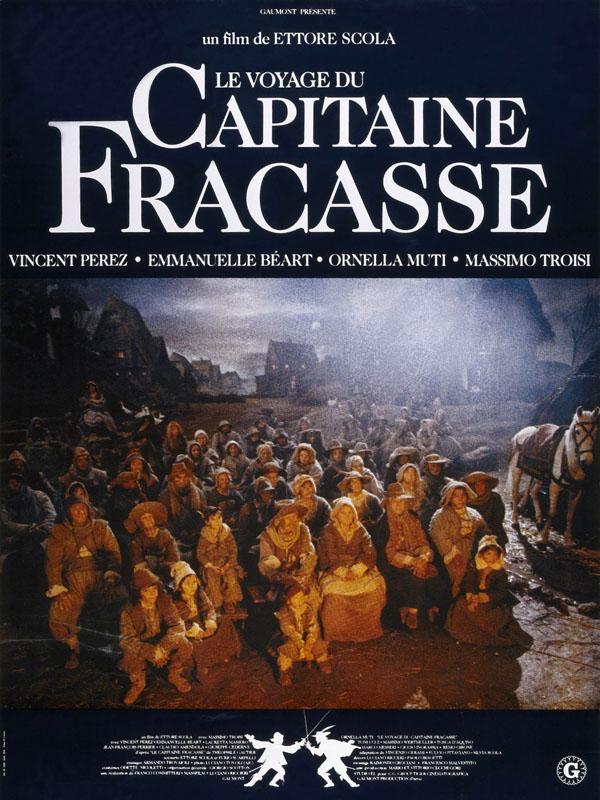 Le Voyage du capitaine Fracasse | Scola, Ettore (Réalisateur)