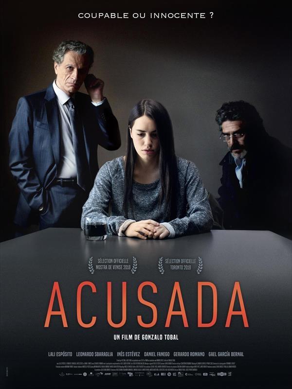 Acusada | Tobal, Gonzalo (Réalisateur)