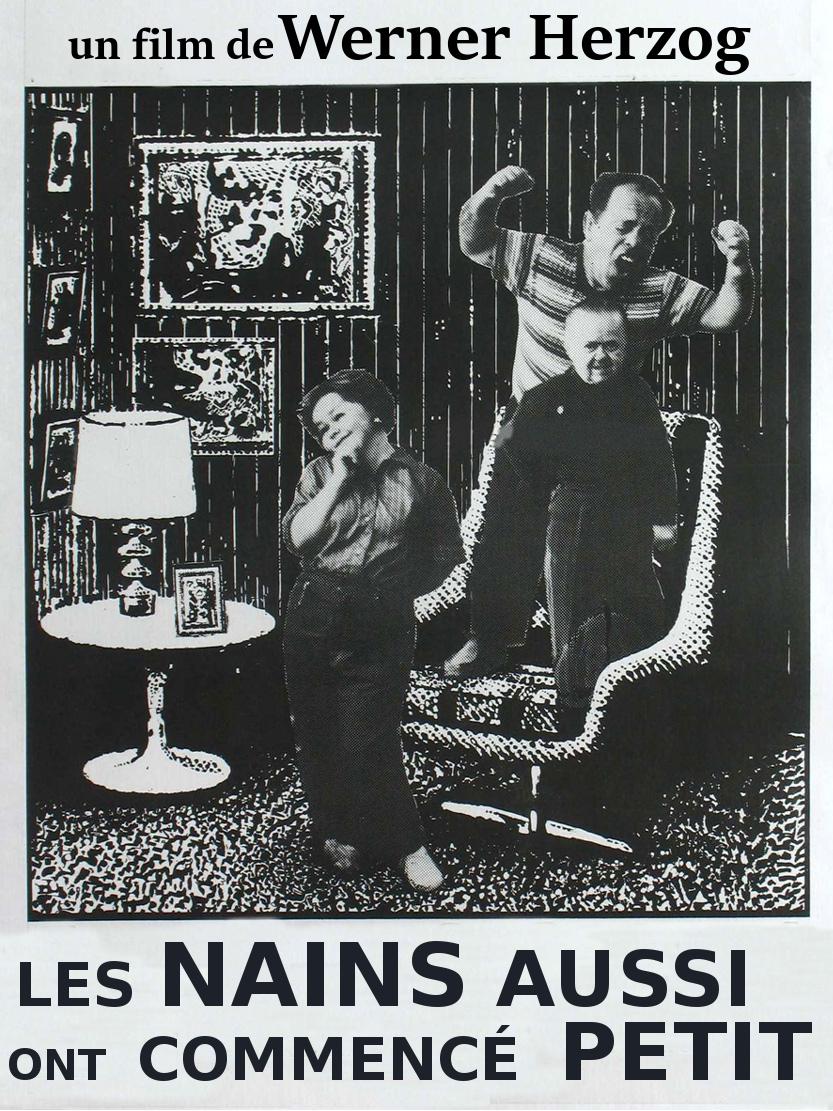 Les Nains aussi ont commencé petits | Herzog, Werner (Réalisateur)