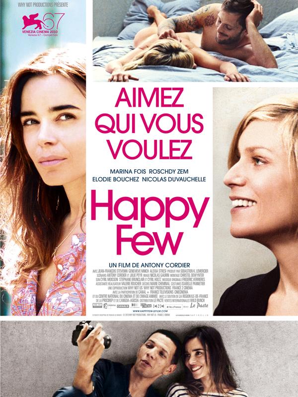 Happy Few | Cordier, Antony (Réalisateur)
