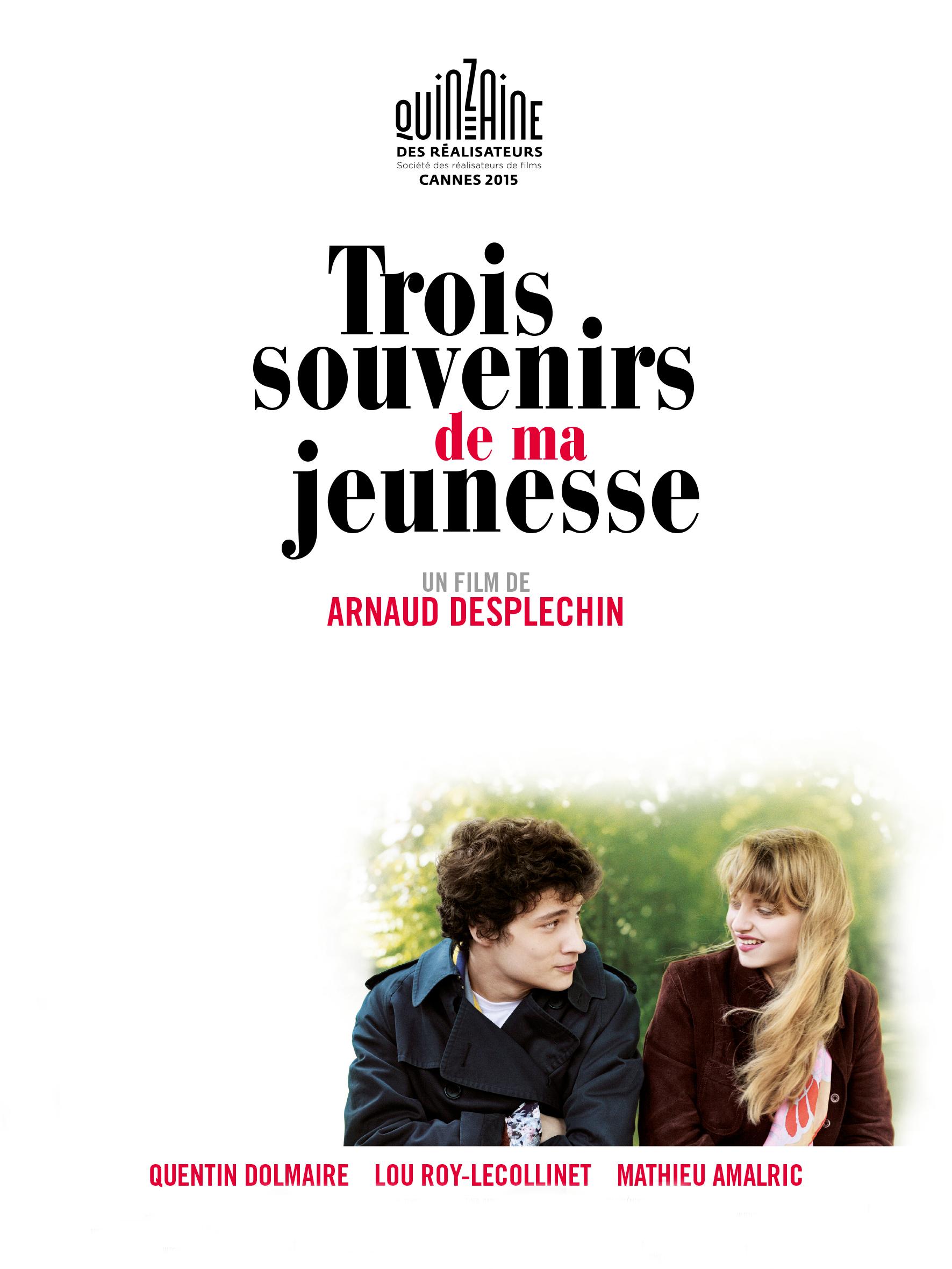 Trois souvenirs de ma jeunesse | Desplechin, Arnaud (Réalisateur)