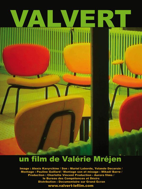 Valvert | Mrejen, Valérie (Réalisateur)