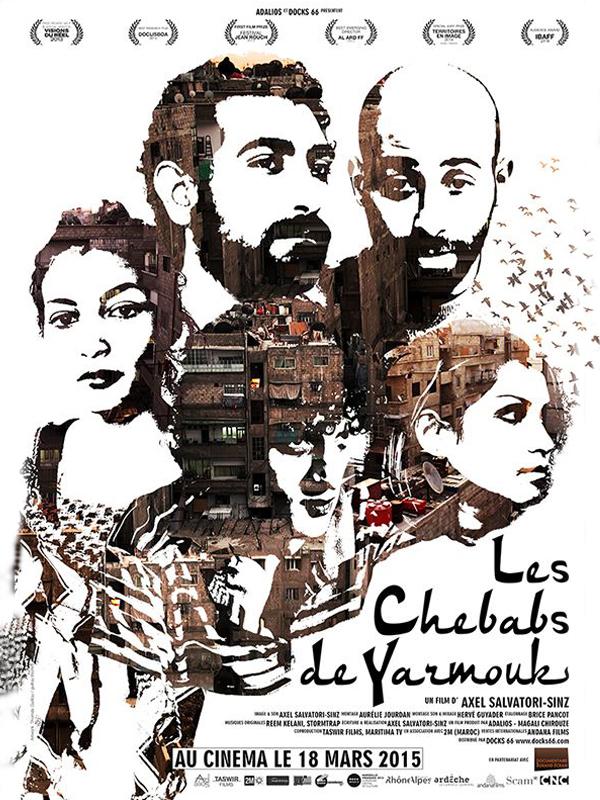 Les Chebabs de Yarmouk | Salvatori-Sinz, Axel (Réalisateur)