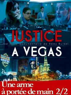 Justice à Vegas : une arme à portée de main II | Burkel, Remy (Réalisateur)