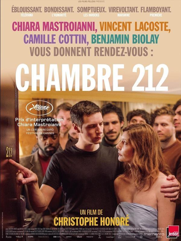 Chambre 212 | Honoré, Christophe (Réalisateur)