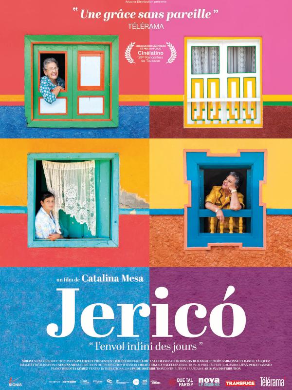 Jericó, le vol infini des jours | Mesa, Catalina (Réalisateur)