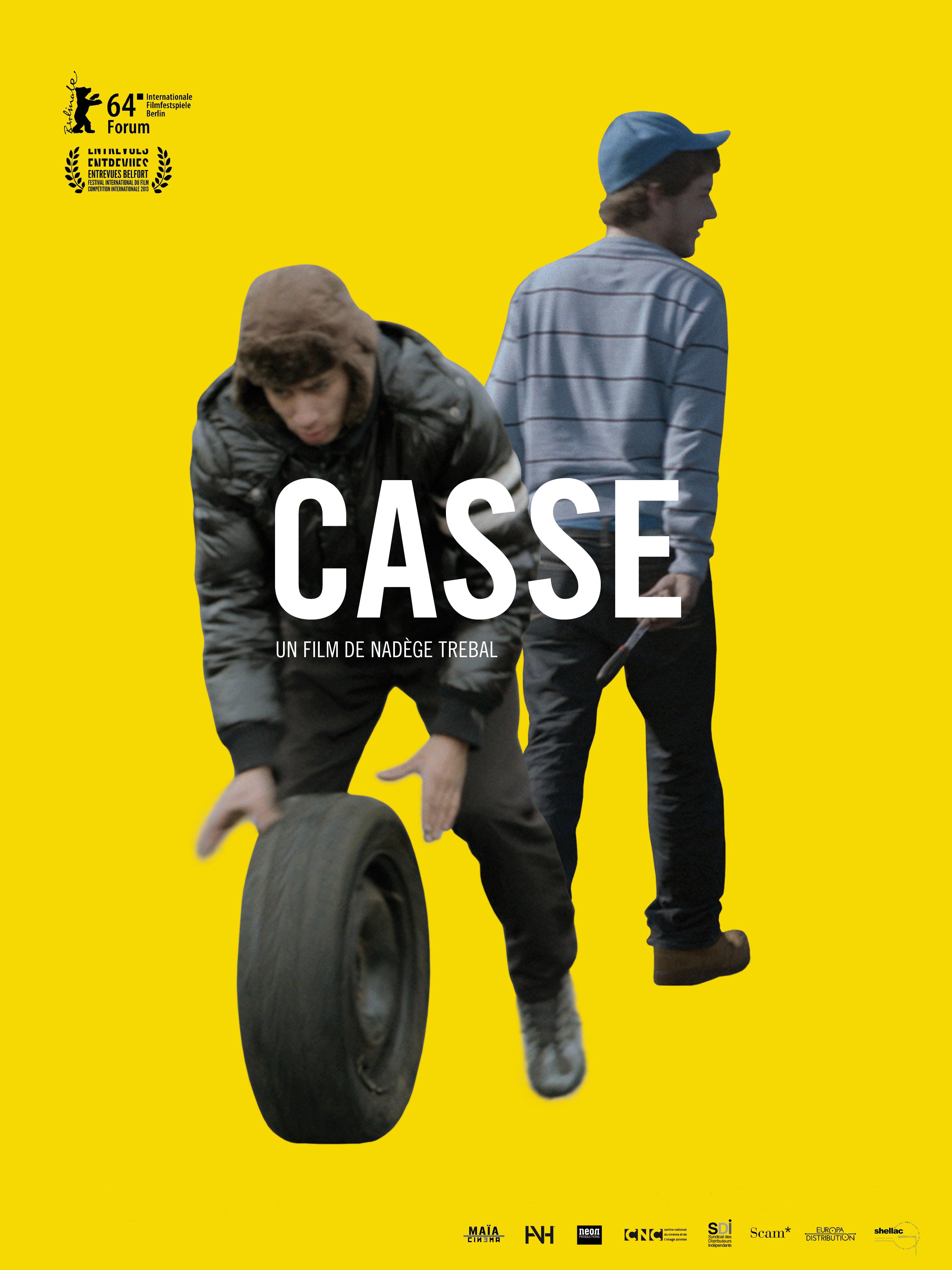 Casse | Trébal, Nadège (Réalisateur)