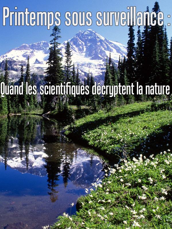 Printemps sous surveillance : Quand les scientifiques décryptent la nature | Vives, François-Xavier (Réalisateur)