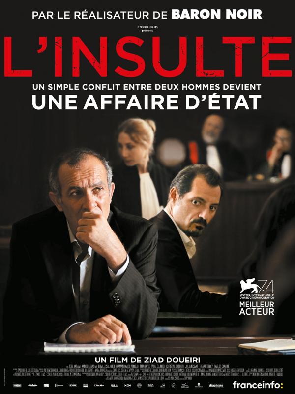 L'Insulte | Doueiri, Ziad (Réalisateur)