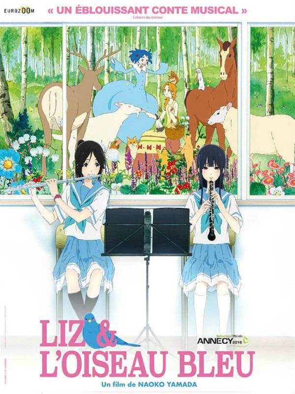 Liz et l'oiseau bleu | Yamada, Naoko (Réalisateur)