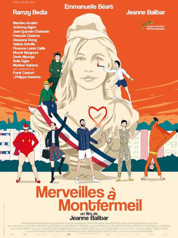 Merveilles à Montfermeil | Balibar, Jeanne (Réalisateur)