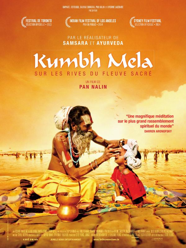 Kumbh Mela, sur les rives du fleuve sacré | Nalin, Pan (Réalisateur)