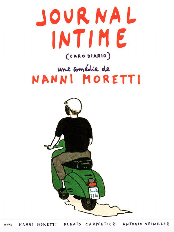Journal intime | Moretti, Nanni (Réalisateur)