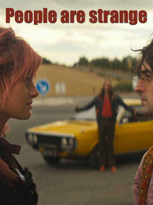 People are strange | Hallard, Julien (Réalisateur)