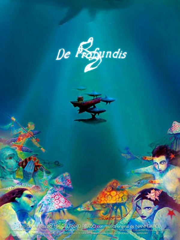 De profundis | Prado, Miguelanxo (Réalisateur)