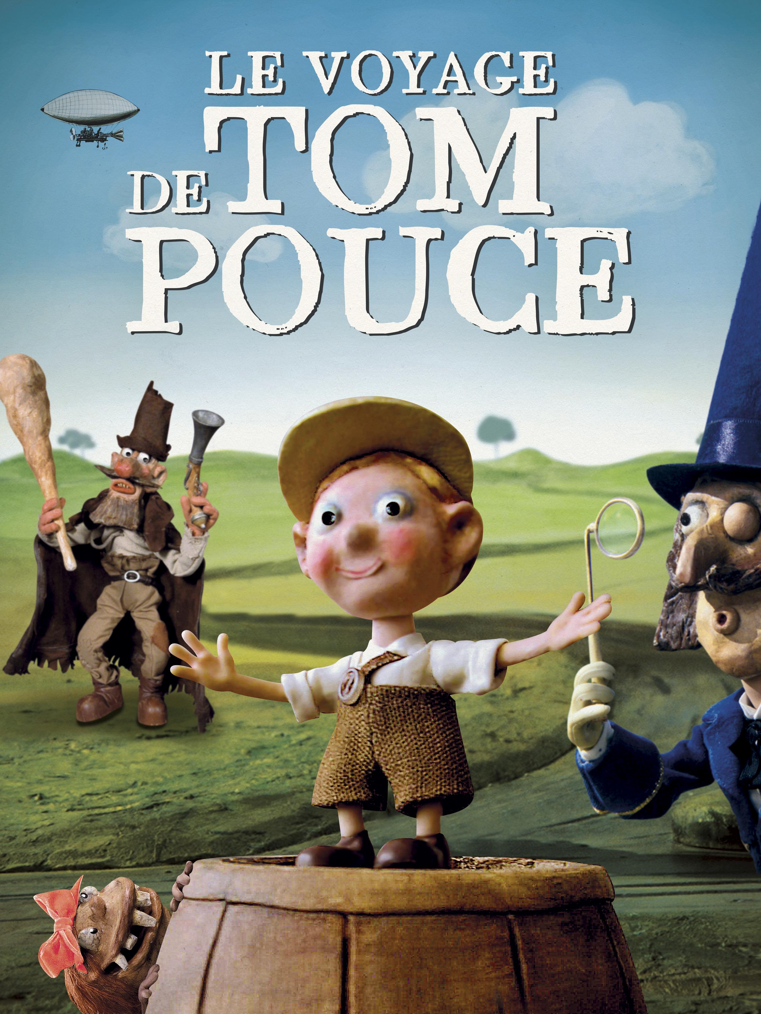Le Voyage de Tom Pouce | Films De Bretislav Pojar Et Un Film De František Vaša Et Bara Dlouha, Deux (Réalisateur)