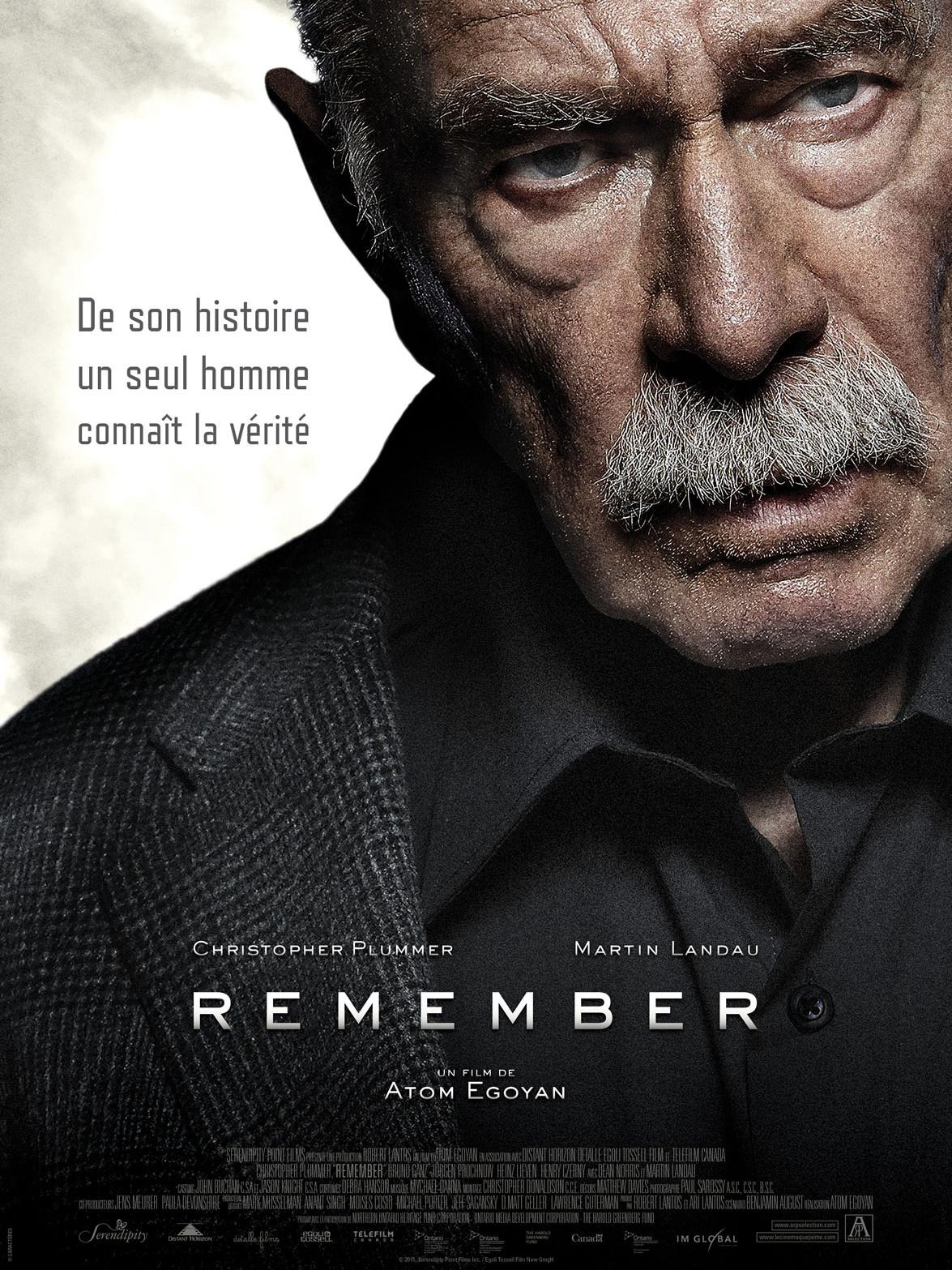 Remember | Egoyan, Atom (Réalisateur)