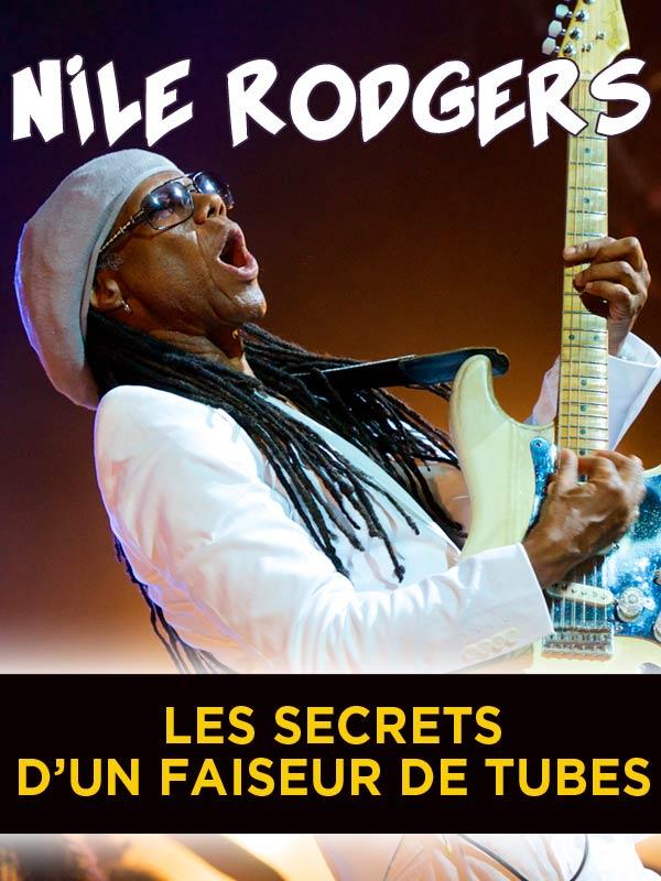 Nile Rodgers - Les secrets d'un faiseur de tubes | Déjardin, Marjory (Réalisateur)