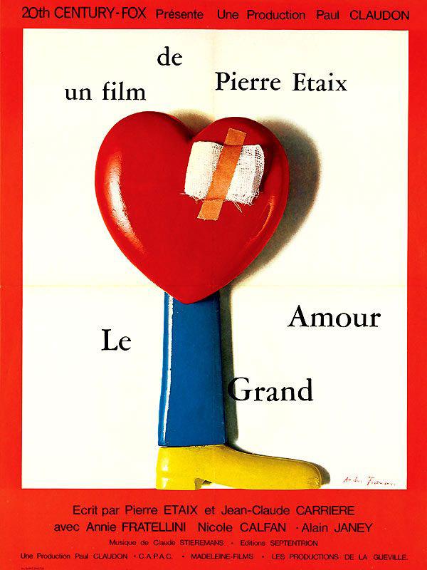 Le Grand Amour | Etaix, Pierre (Réalisateur)