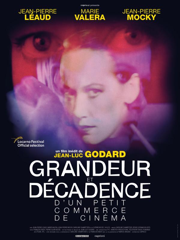 Grandeur et décadence d'un petit commerce de cinéma | Godard, Jean-Luc (Réalisateur)