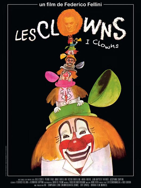 Les Clowns | Fellini, Federico (Réalisateur)