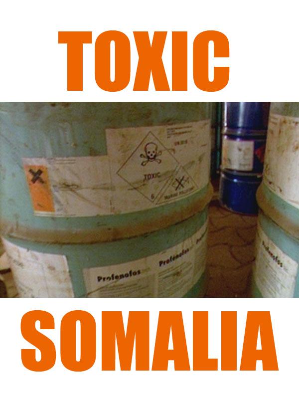 Toxic Somalia | Moreira, Paul (Réalisateur)