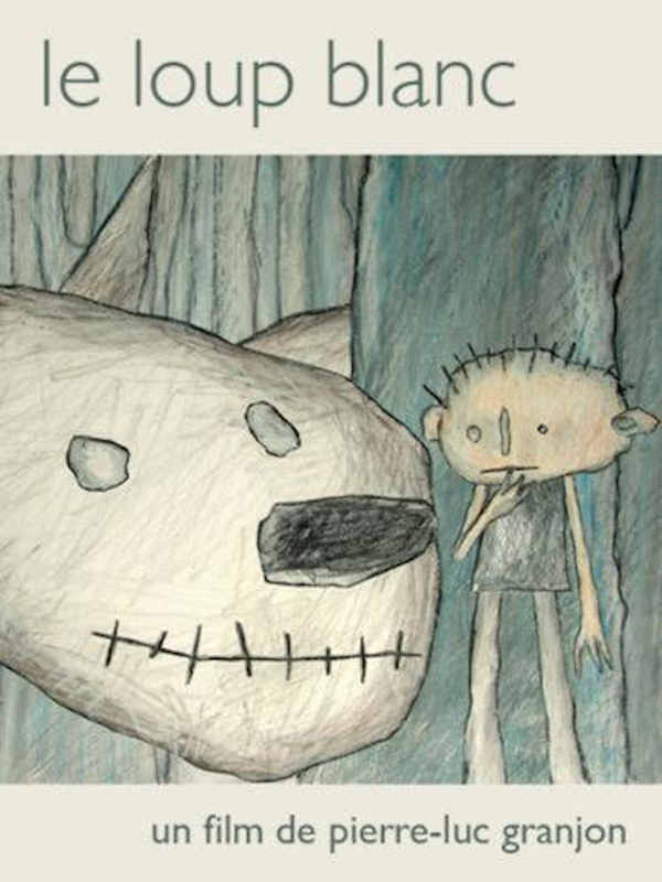 Le Loup Blanc | Granjon, Pierre-Luc (Réalisateur)