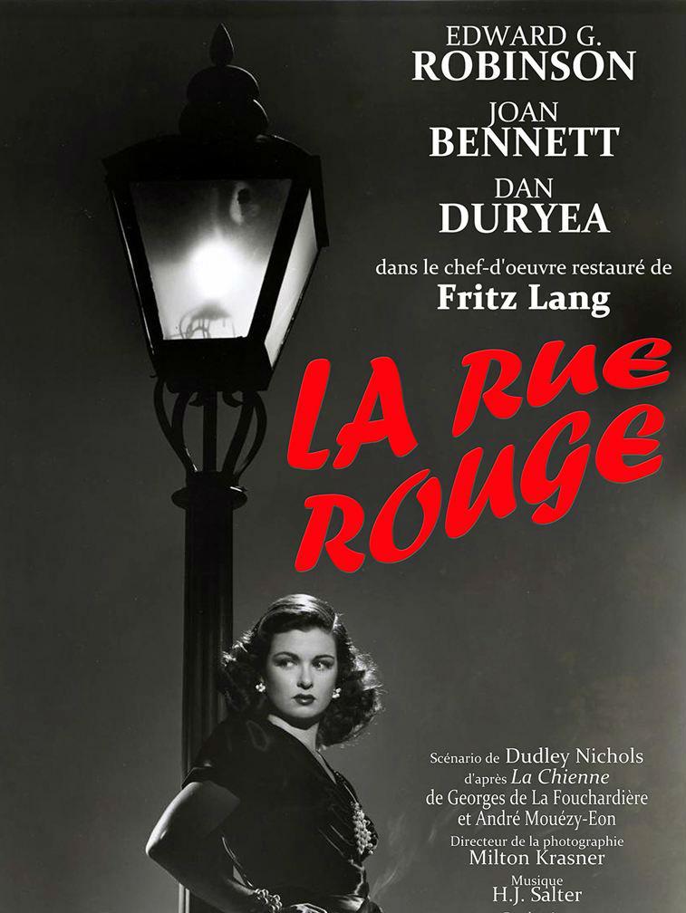 La Rue rouge | Lang, Fritz (Réalisateur)