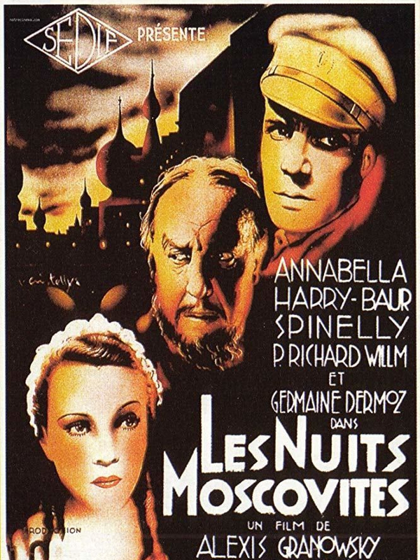 "Afficher ""Les Nuits moscovites"""