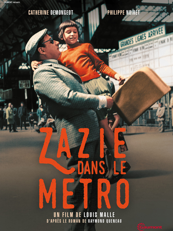 Zazie dans le métro | Malle, Louis (Réalisateur)